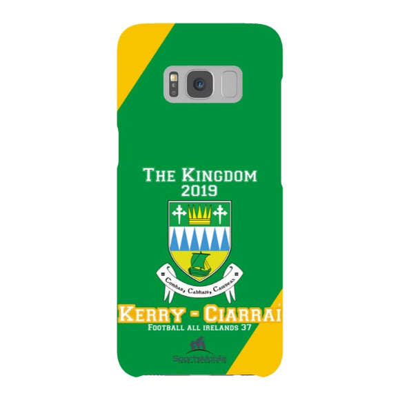 Kerry Retro - Samsung Galaxy S8 Snap Case In Gloss