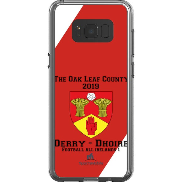 Derry Retro - Samsung Galaxy S8 Plus JIC Case Type B