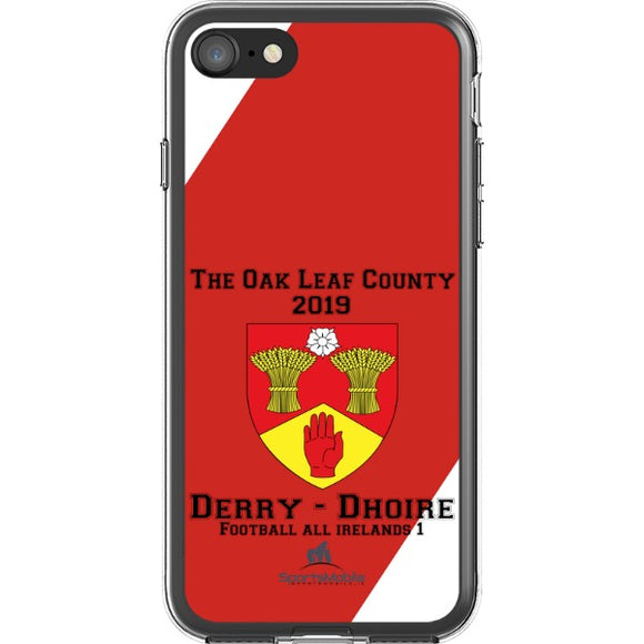 Derry Retro - iPhone 8 JIC Case Type B
