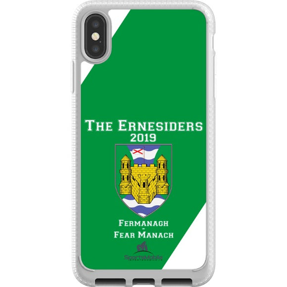 Fermanagh Retro - iPhone XS Max JIC Case Type A