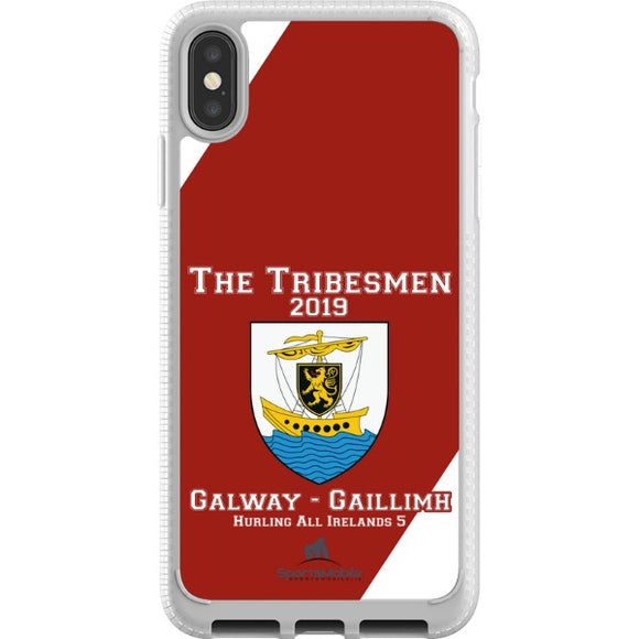 Galway Retro V1 - iPhone XS Max JIC Case Type A