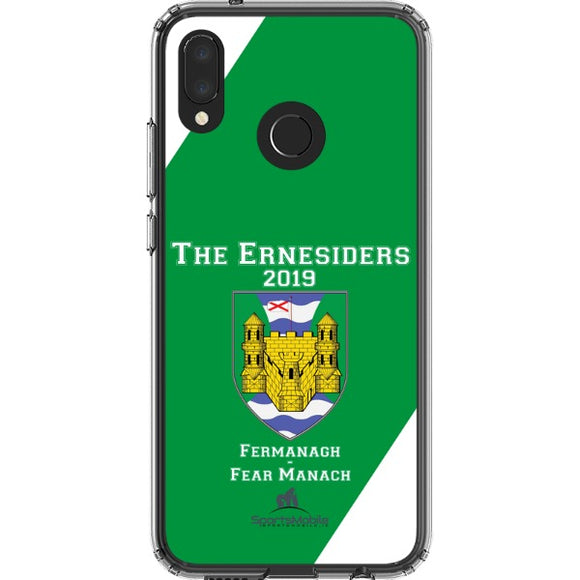 Fermanagh Retro - Huawei P20 Lite JIC Case Type B