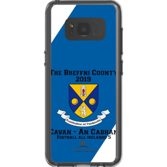 Cavan Retro - Samsung Galaxy S8 JIC Case Type B