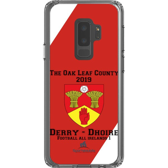 Derry Retro - Samsung Galaxy S9 Plus JIC Case Type B