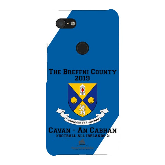 Cavan Retro - Google Pixel 3XL Snap Case In Matte