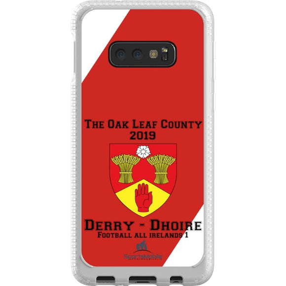 Derry Retro - Samsung Galaxy S10e JIC Case Type A