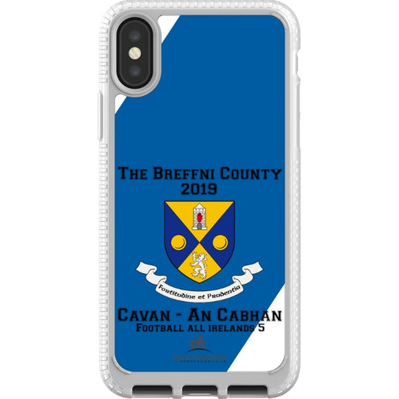 Cavan Retro - iPhone X JIC Case Type A