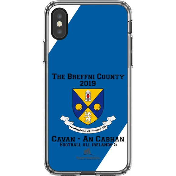 Cavan Retro - iPhone XS JIC Case Type B
