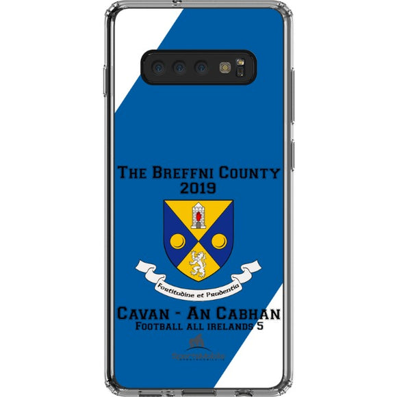 Cavan Retro - Samsung Galaxy S10 Plus JIC Case Type B