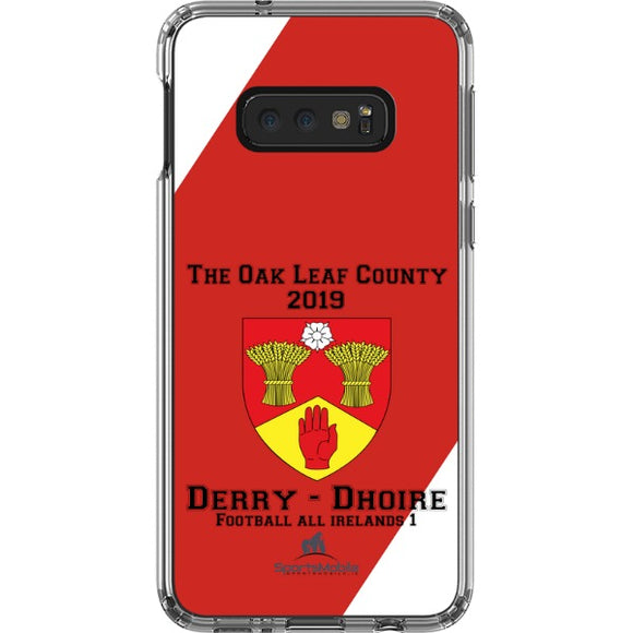 Derry Retro - Samsung Galaxy S10e JIC Case Type B