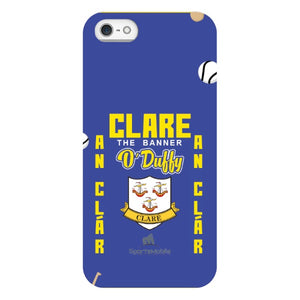 Clare O'Duffy - iPhone SE Snap Case In Matte