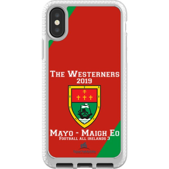 Mayo Retro - iPhone X JIC Case Type A