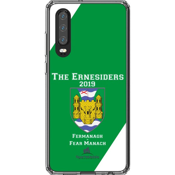 Fermanagh Retro - Huawei P30 JIC Case Type B