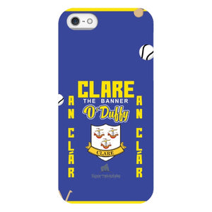 Clare O'Duffy - iPhone 5 Tough Case Matte