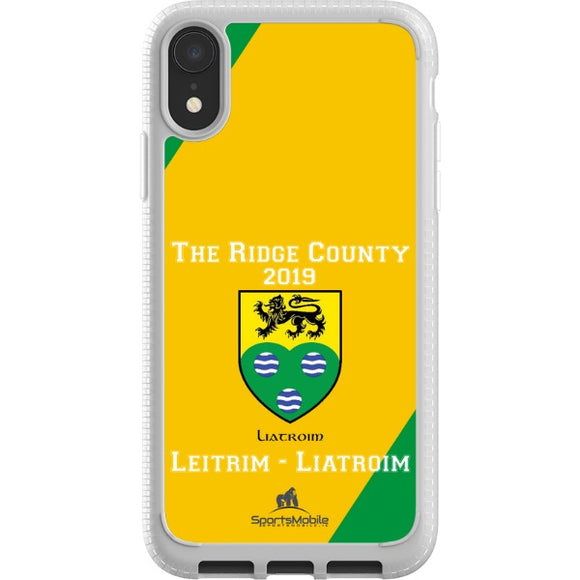 Leitrim Retro - iPhone XS JIC Case Type A
