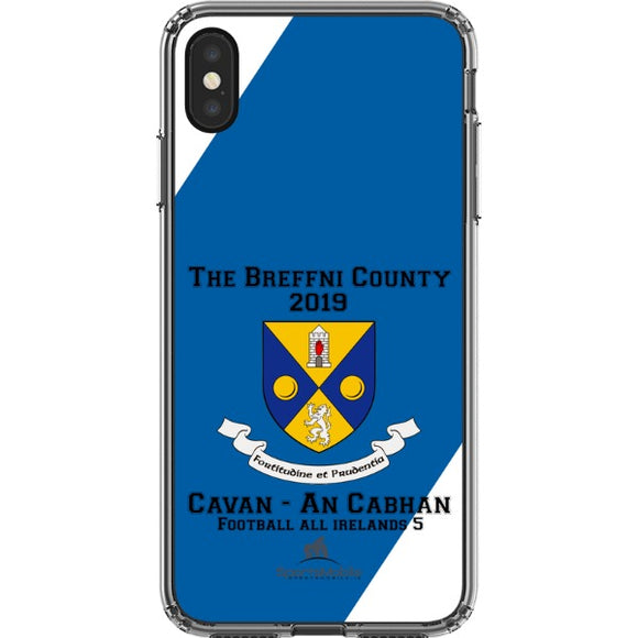 Cavan Retro - iPhone XS Max JIC Case Type B