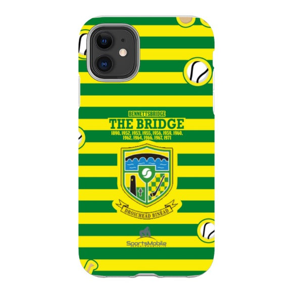 Bennettsbridge - iPhone 11 Tough Case Clear in Gloss