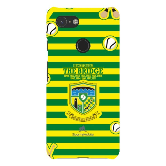 Bennettsbridge - Google Pixel 3 Snap Case In Gloss