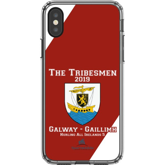 Galway Retro V1 - iPhone XS JIC Case Type B