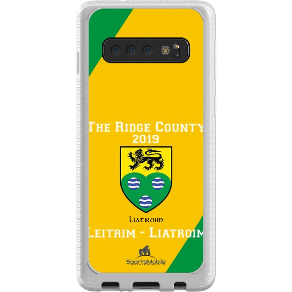 Leitrim Retro - Samsung Galaxy S10 JIC Case Type A