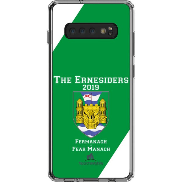 Fermanagh Retro - Samsung Galaxy S10 Plus JIC Case Type B