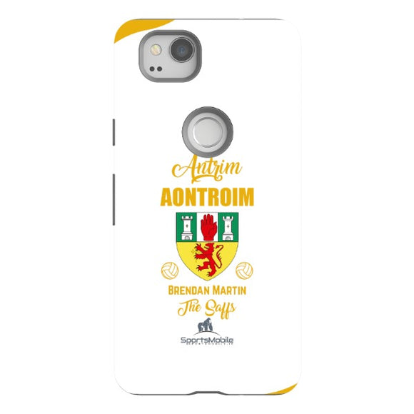 Antrim Brendan Martin - Google Pixel 2 Tough Case In Gloss