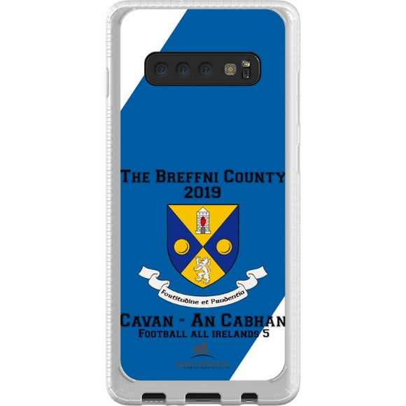 Cavan Retro - Samsung Galaxy S10 Plus JIC Case Type A