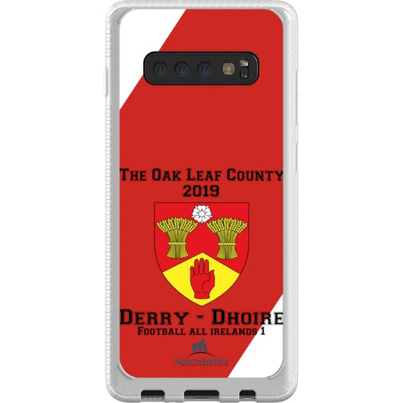 Derry Retro - Samsung Galaxy S10 Plus JIC Case Type A