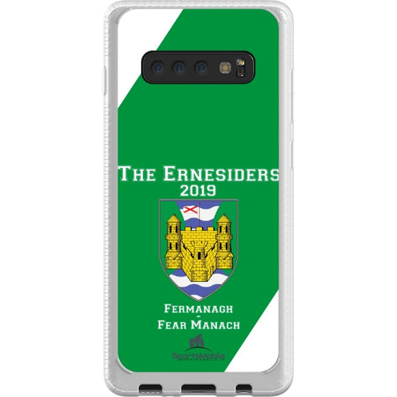 Fermanagh Retro - Samsung Galaxy S10 Plus JIC Case Type A