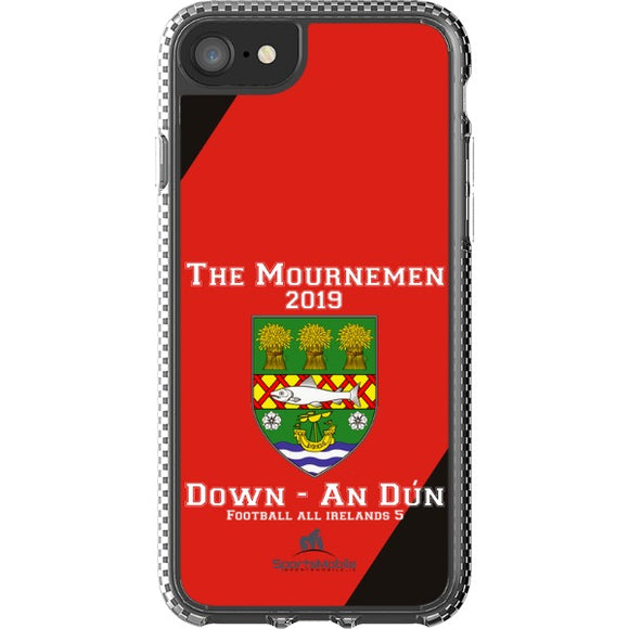 Down Retro - iPhone 8 JIC Case Type A