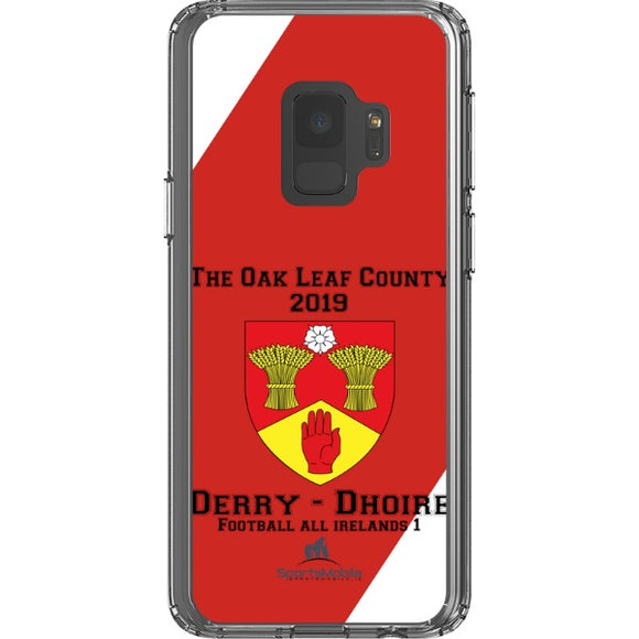 Derry Retro - Samsung Galaxy S9 JIC Case Type B
