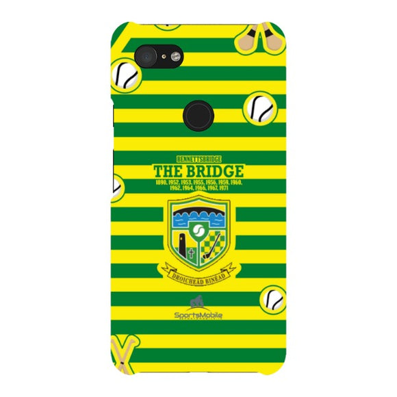 Bennettsbridge - Google Pixel 3XL Snap Case In Gloss