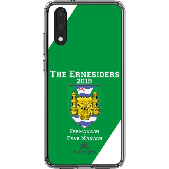 Fermanagh Retro - Huawei P20 JIC Case Type B