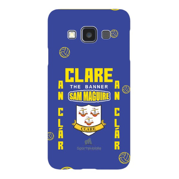Clare Sam Maguire - Samsung A3 - 2014 Model Snap Case In Gloss