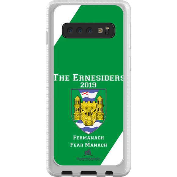 Fermanagh Retro - Samsung Galaxy S10 JIC Case Type A
