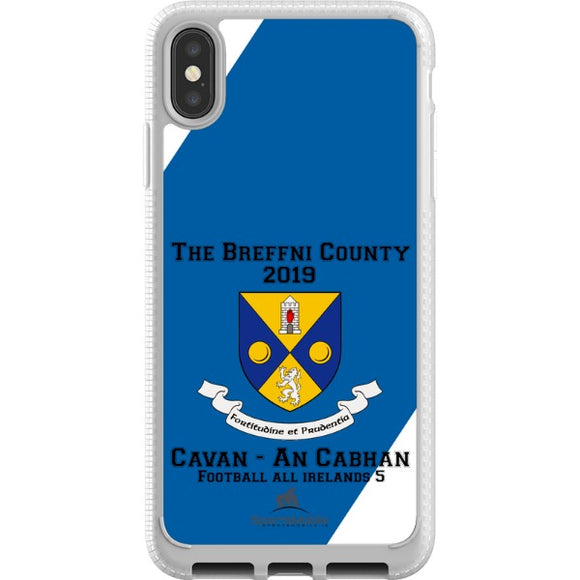 Cavan Retro - iPhone XS Max JIC Case Type A