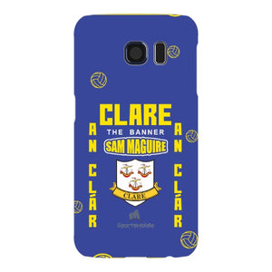 Clare Sam Maguire - Samsung Galaxy S6 Snap Case Gloss