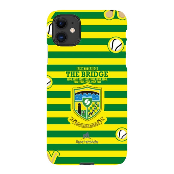 Bennettsbridge - iPhone 11 Snap Case in Matte