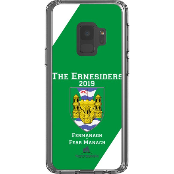 Fermanagh Retro - Samsung Galaxy S9 JIC Case Type B