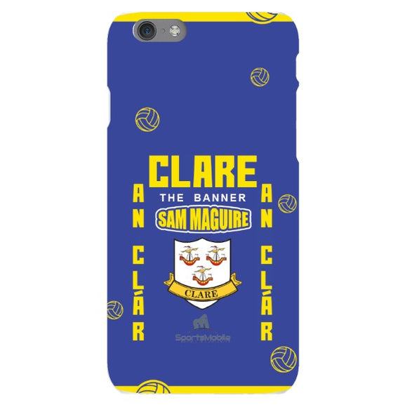 Clare Sam Maguire - iPhone 6S Snap Case in Gloss