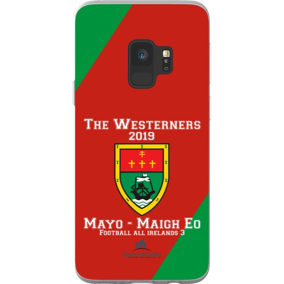 Mayo Retro - Samsung Galaxy S9 Flexi Case Clear