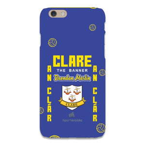 Clare Brendan Martin - iPhone 6 Snap Case Matte