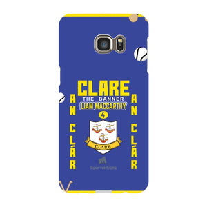 Clare Liam MacCarthy - Samsung Galaxy S6 Edge Plus Snap In Gloss