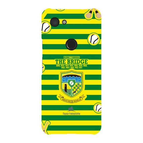 Bennettsbridge - Google Pixel 3A Snap Case In Gloss