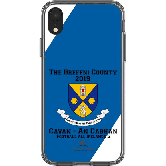 Cavan Retro - iPhone XR JIC Case Type B