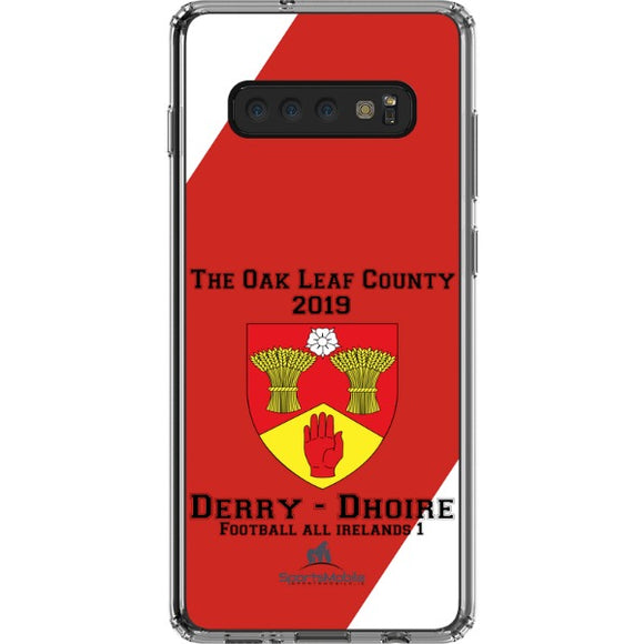Derry Retro - Samsung Galaxy S10 Plus JIC Case Type B