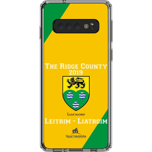Leitrim Retro - Samsung Galaxy S10 JIC Case Type B