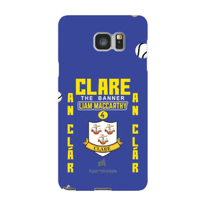 Clare Liam MacCarthy - Samsung Galaxy Note 5 Snap Case In Gloss