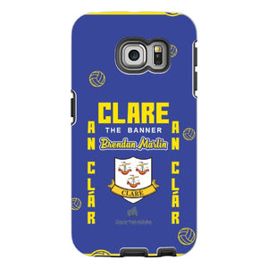 Clare Brendan Martin - Samsung Galaxy S6 Edge Tough Case Matte