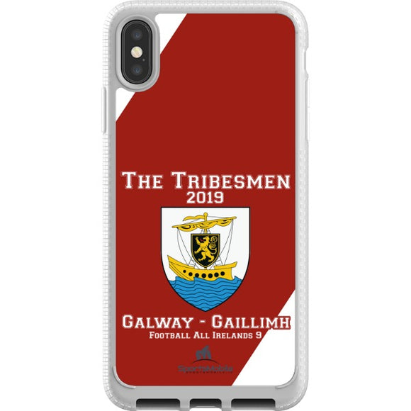 Galway Retro V2 - iPhone XS Max JIC Case Type A